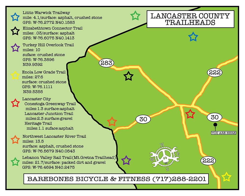 Lititz Warwick Trailway